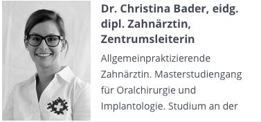 Dr. Bader